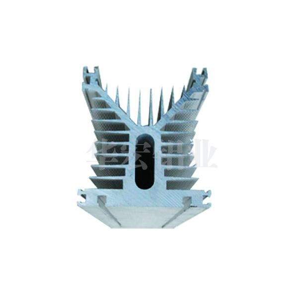 散热器铝型材工艺