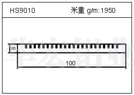 LED散热器HS9010