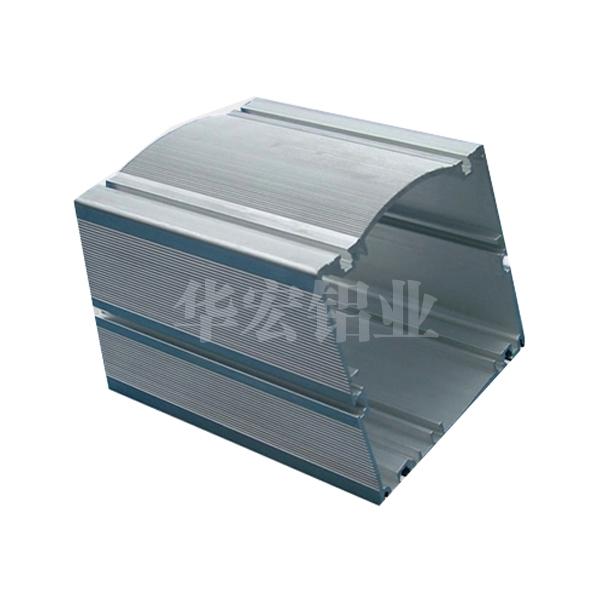 华宏铝业散热器铝型材