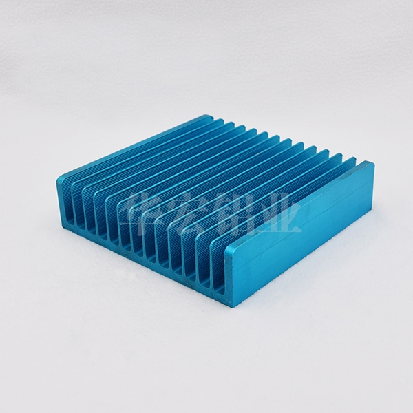 优质散热器铝型材