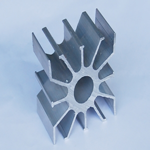散热器铝型材生产工艺流程