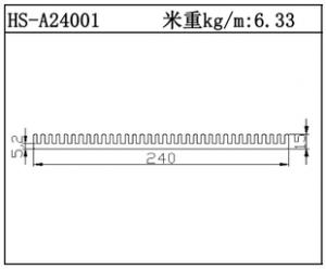 镇江散热器HS-A24001