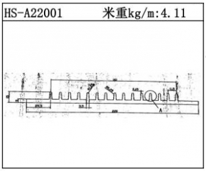 镇江散热器HS-A22001
