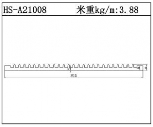 镇江散热器HS-A21008