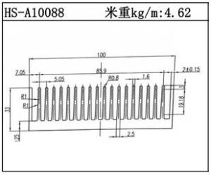 镇江散热器HS-A10088