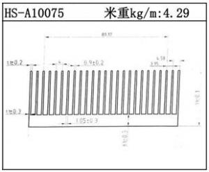 镇江散热器HS-A10075
