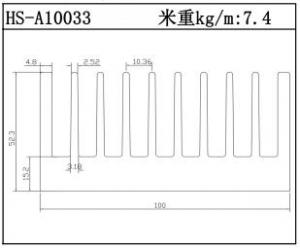 镇江散热器HS-A10033