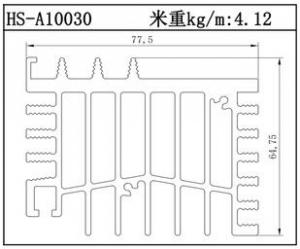 电子散热器HS-A10030